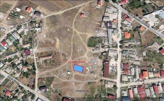 vanzare 500 metri patrati teren intravilan, zona Stadion, orasul Techirghiol