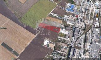 vanzare teren intravilan de la agentie imobiliara cu suprafata de 7667 mp, in zona Metro 1, orasul Constanta