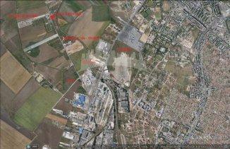 vanzare teren intravilan de la agentie imobiliara cu suprafata de 8950 mp, orasul Constanta