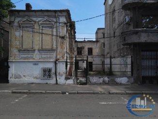 vanzare 210 metri patrati teren intravilan, zona Centru, orasul Constanta