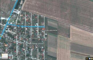 agentie imobiliara vand teren intravilan in suprafata de 800 metri patrati, comuna 23 August