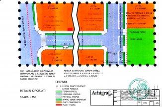 585 mp teren intravilan de vanzare, Corbu  Constanta