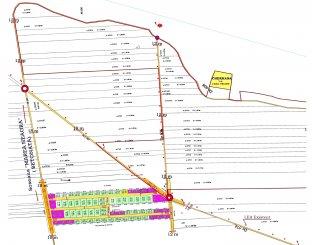 vanzare teren intravilan de la proprietar cu suprafata de 585 mp, comuna Corbu