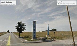 Constanta Techirghiol, teren intravilan de vanzare de la proprietar