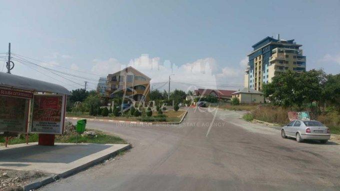 Teren intravilan de vanzare direct de la agentie imobiliara, in Constanta, zona Sat Vacanta, cu 196.000 euro. Suprafata de teren 947 metri patrati cu deschidere de 45 metri.