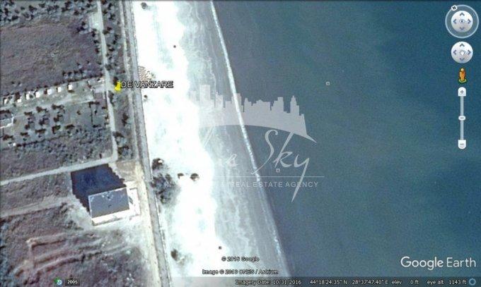 Teren intravilan de vanzare direct de la agentie imobiliara, in Constanta, zona Mamaia Nord, cu 543.500 euro negociabil. Suprafata de teren 1087 metri patrati cu deschidere de 66 metri.