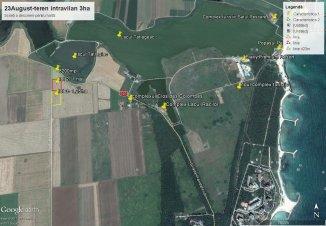 vanzare 27600 metri patrati teren intravilan, comuna 23 August