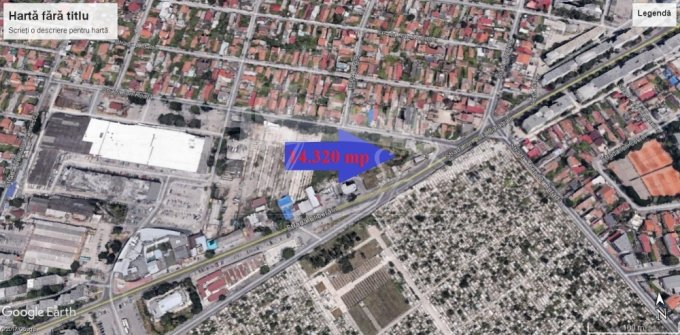 Teren intravilan de vanzare direct de la agentie imobiliara, in Constanta, zona Coiciu, cu 4.725.600 euro negociabil. Suprafata de teren 14320 metri patrati cu deschidere de 142 metri.