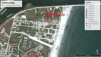 vanzare teren intravilan de la agentie imobiliara cu suprafata de 1280 mp, in zona Mamaia Nord, orasul Constanta