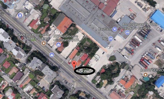 de vanzare teren intravilan cu suprafata de 750 mp si deschidere de 15 metri. In orasul Constanta, zona Anda. Utilitati: Curent electric 220V, Apa, Canalizare.