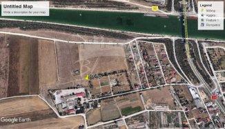 vanzare teren intravilan de la agentie imobiliara cu suprafata de 500 mp, comuna Agigea