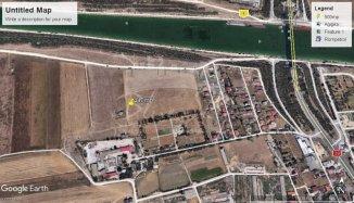 440 mp teren intravilan de vanzare, Agigea Constanta