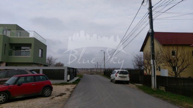 de vanzare teren intravilan cu suprafata de 400 mp si deschidere de 1246 metri. In orasul Constanta, zona Sat Vacanta.