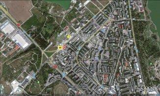 vanzare teren intravilan de la agentie imobiliara cu suprafata de 1250 mp, in zona Campus, orasul Constanta