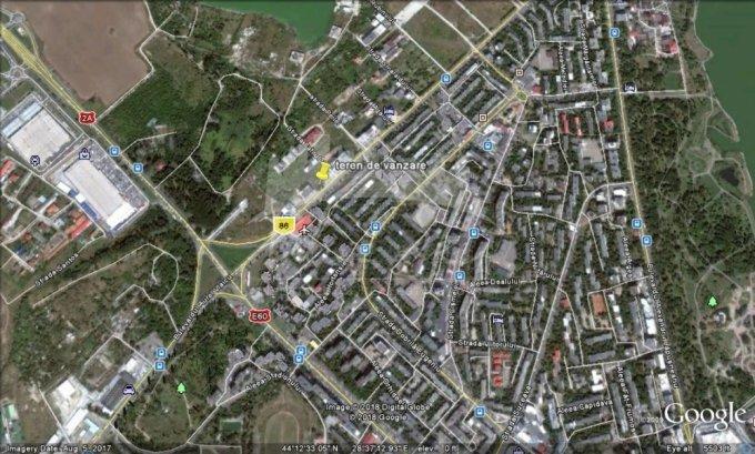 Campus Teren intravilan vanzare 1250 mp, deschidere 25 metri. Pret: 400.000 euro negociabil. agentie imobiliara vand teren intravilan
