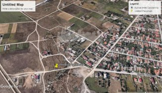 agentie imobiliara vand teren intravilan in suprafata de 500 metri patrati, amplasat in zona Km 5, orasul Constanta