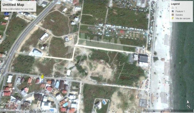 Teren intravilan de vanzare direct de la agentie imobiliara, in Constanta, zona Mamaia Nord, cu 4.000.000 euro negociabil. Suprafata de teren 10000 metri patrati cu deschidere de 57 metri.