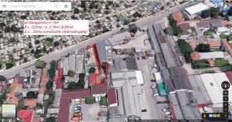 vanzare teren intravilan de la agentie imobiliara cu suprafata de 230 mp, in zona Casa de Cultura, orasul Constanta