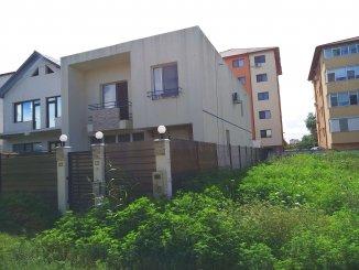 vanzare teren intravilan de la agentie imobiliara cu suprafata de 500 mp, in zona Compozitorilor, orasul Constanta