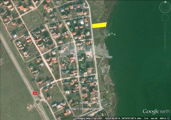 Teren intravilan de vanzare in Constanta. Suprafata terenului 1784 metri patrati, deschidere 20 metri. Pret: 321.120 euro negociabil.