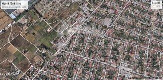 Constanta, zona Km 5, teren intravilan de vanzare de la agentie imobiliara