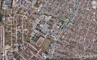 agentie imobiliara vand teren intravilan in suprafata de 490 metri patrati, amplasat in zona Compozitorilor, orasul Constanta