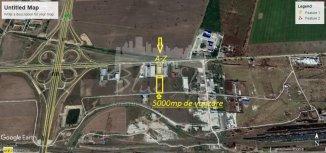 5000 mp teren intravilan de vanzare, in zona Ancora, Constanta