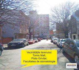 165 mp teren intravilan de vanzare, in zona Centru, Constanta