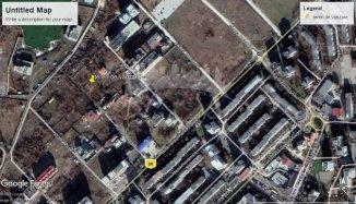 vanzare 412 metri patrati teren intravilan, zona Campus, orasul Constanta
