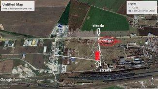 vanzare teren intravilan de la agentie imobiliara cu suprafata de 5000 mp, in zona Ancora, orasul Constanta