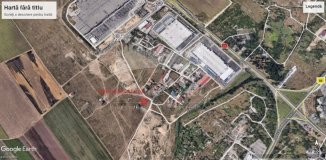 Constanta, zona Carrefour, teren intravilan de vanzare de la agentie imobiliara