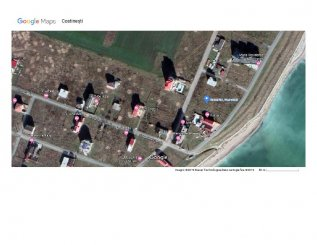 vanzare teren intravilan de la proprietar cu suprafata de 750 mp, in zona Epava, orasul Costinesti