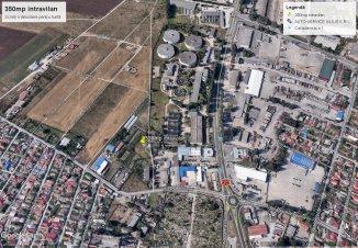 vanzare teren intravilan de la agentie imobiliara cu suprafata de 350 mp, in zona Palas, orasul Constanta