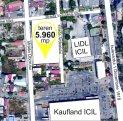 vanzare 5960 metri patrati teren intravilan, zona ICIL, orasul Constanta
