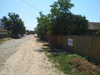 vanzare teren intravilan de la agentie imobiliara cu suprafata de 370 mp, comuna Tuzla
