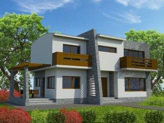 Vila de vanzare cu 1 etaj si 5 camere, Cumpana Constanta