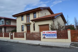 agentie imobiliara vand Vila cu 1 etaj, 5 camere, comuna Cumpana