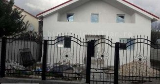 vanzare vila de la agentie imobiliara, cu 1 etaj, 6 camere, comuna Cumpana