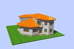 Vila de vanzare cu 7 camere, cu 3 grupuri sanitare, suprafata utila 130 mp. Suprafata terenului 387 metri patrati, deschidere 15 metri. Pret: 25.000 euro. Vila