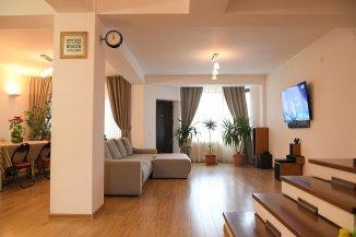 vanzare vila cu 1 etaj, 8 camere, zona Primarie, orasul Ovidiu, suprafata utila 283 mp