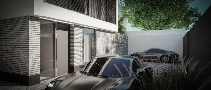 Vila de vanzare direct de la agentie imobiliara, in Constanta, zona Compozitorilor, cu 250.000 euro. 2  balcoane, 3 grupuri sanitare, suprafata utila 132 mp. Are 1 etaj si 4 camere.