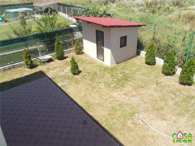 Dambovita Targoviste, zona Exterior Nord, casa cu 4 camere de vanzare de la agentie imobiliara