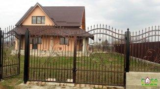 vanzare casa cu 5 camere, comuna Ulmi, suprafata utila 135 mp
