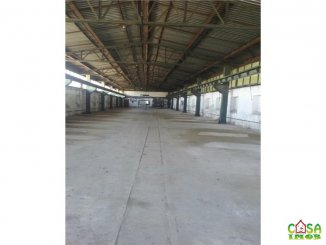 inchiriere Spatiu industrial 2000 mp cu 2 incaperi, 1 grup sanitar, orasul Targoviste