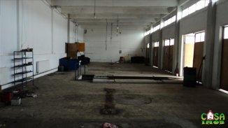 de vanzare spatiu industrial, depozit, hala, 1100 m<sup>2</sup> in targoviste