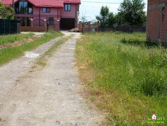 vanzare 400 metri patrati teren intravilan, localitatea Priseaca