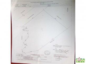 agentie imobiliara vand teren intravilan in suprafata de 33750 metri patrati, comuna Moroeni