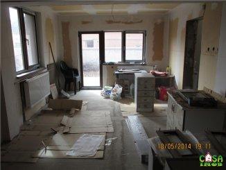 vanzare vila cu 1 etaj, 4 camere, zona Micro 2, orasul Targoviste, suprafata utila 77 mp