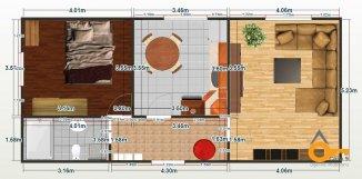 Apartament cu 2 camere de vanzare, confort 1, Tecuci Galati