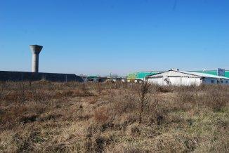 vanzare teren intravilan de la proprietar cu suprafata de 139807 mp, in zona Exterior Nord, orasul Giurgiu